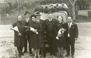 Botri prvega gasilskega vozila